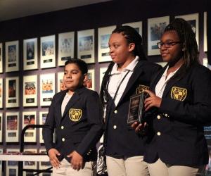 Exploration Academy achievements.