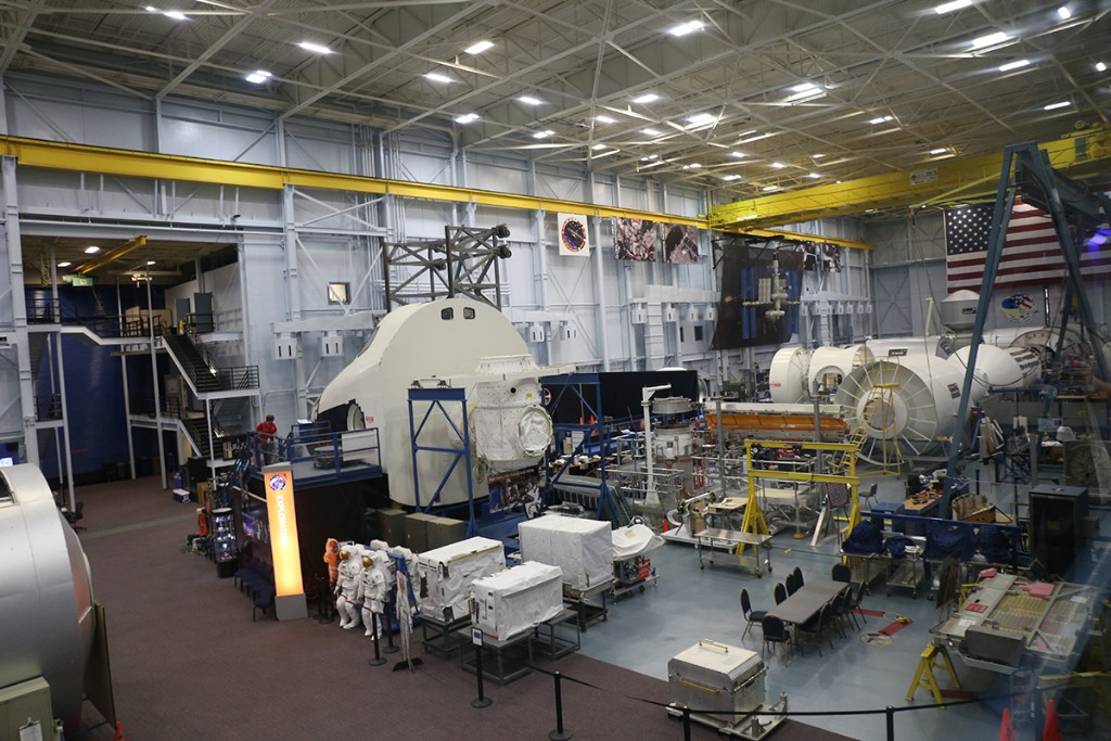 Space Vehicle Mockup Facility