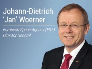 VIDEO: Thought Leader Series - ESA Director General Johann Woerner