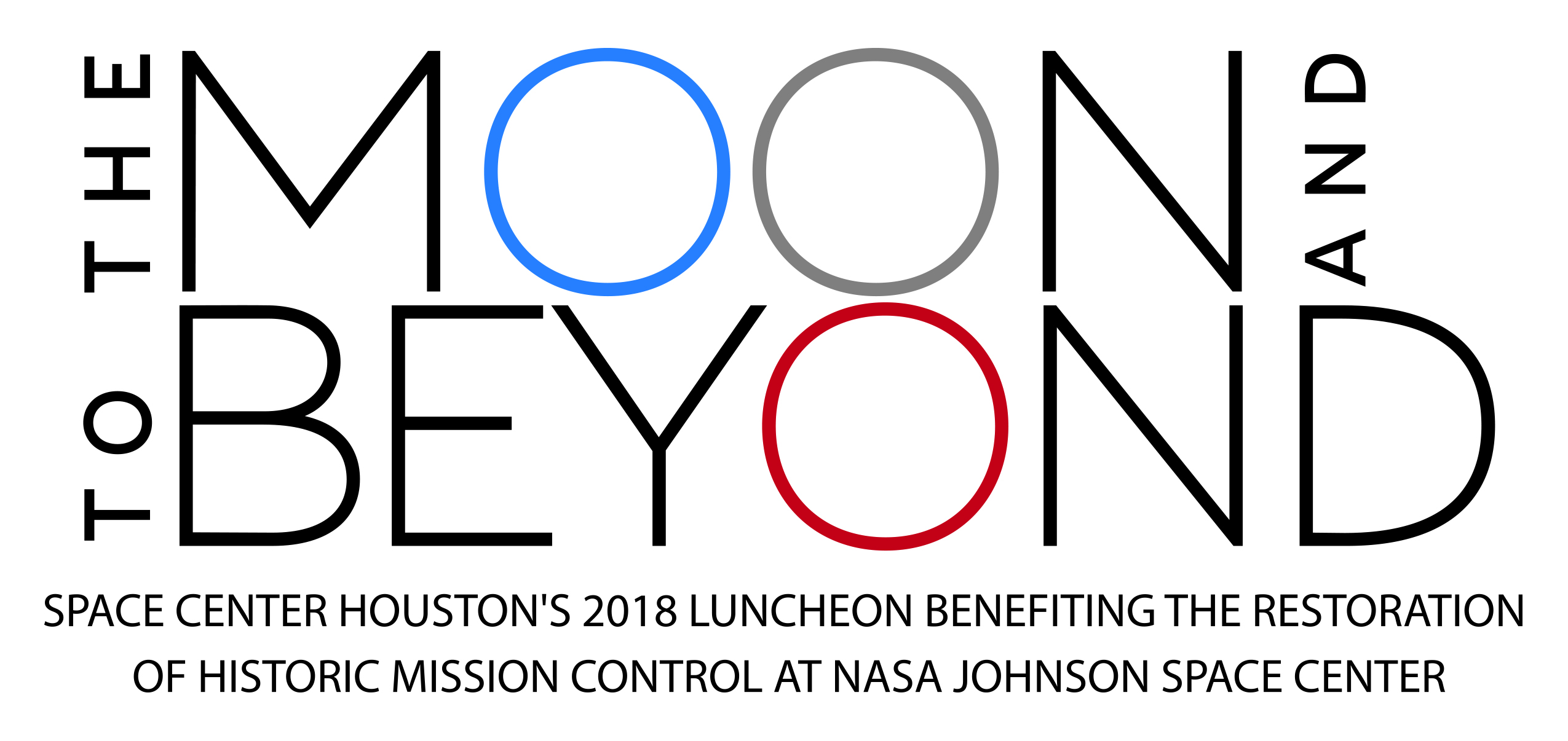 To the Moon and Beyond 2018 Luncheon to restore Historic Mission Control logo