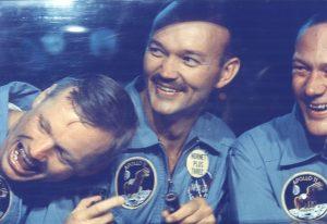 Astronaut Michael Collins Memorial