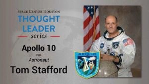 VIDEO: Thought Leader Series - Apollo 10 with astronaut Tom Stafford