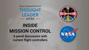 VIDEO: Thought Leader Series - Inside Mission Control with Current Flight Controllers