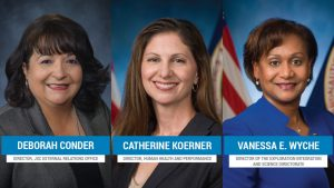 VIDEO: Thought Leader Series - Leading Women of NASA