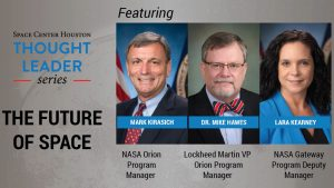 VIDEO: Thought Leader Series - The Future of Spaceflight