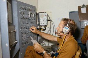 Remembering Astronaut Gerald Carr
