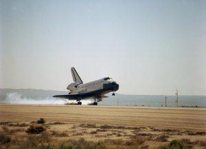 STS-59 landing