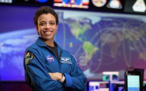 Artemis astronaut Jessica Watkins