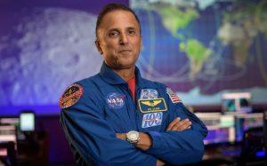 Artemis astronaut Joe Acaba