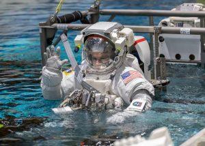 Pop Quiz: Astronaut Training