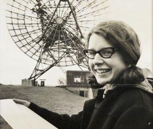 Women in STEM: Astrophysicist Jocelyn Bell Burnell