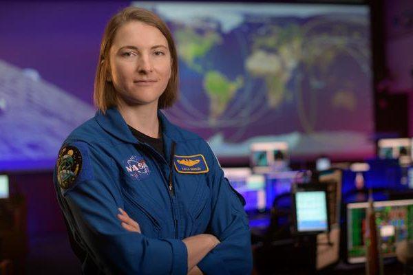 Artemis astronaut Kayla Barron