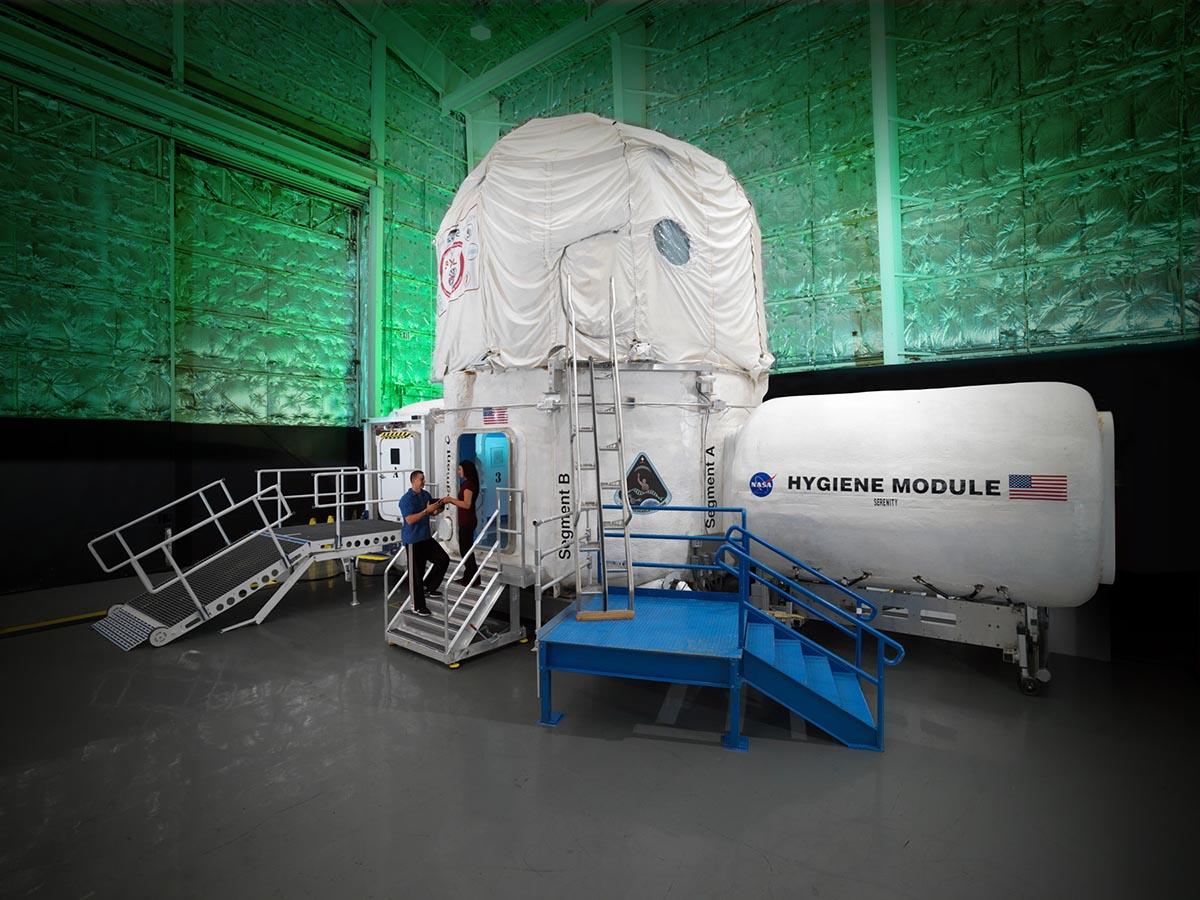 Solving Space: HERA Habitat